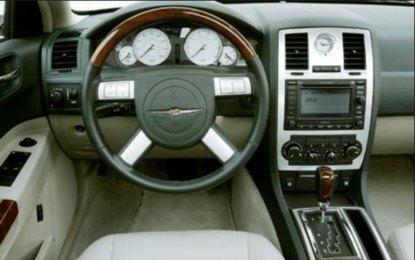 2005 Chrysler 300 Interior and Redesign