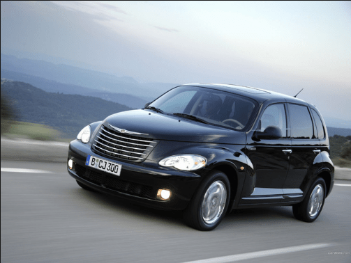 2005 Chrysler PT Cruiser Owners Manual and Concept
