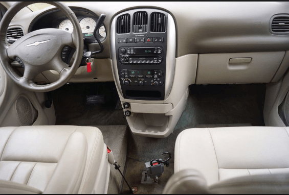 2005 Chrysler Town & Country Interior and Redesign