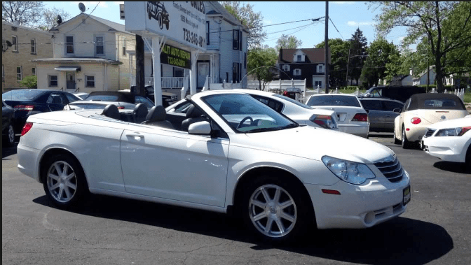 2008 Chrysler Sebring Convertible Owners Manual and Concept