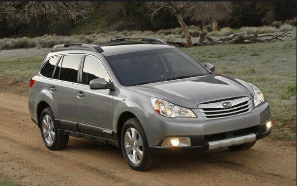 2010 Subaru Outback Owners Manual and Concept