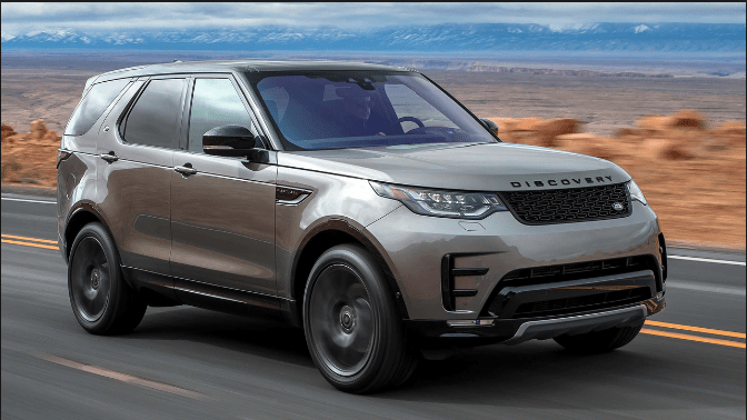 2017 Land Rover Discovery Owners Manual and Concept