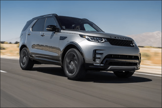 2018 Land Rover Discovery Owners Manual and Concept