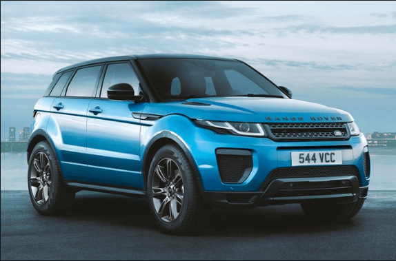 2018 Land Rover Range Rover Evoque Owners Manual and Concept