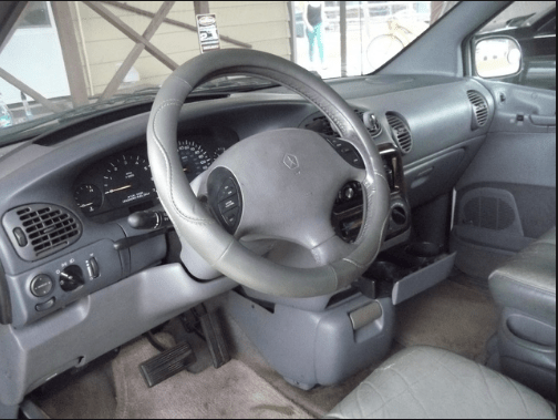 hrysler Town & Country Interior and Redesign