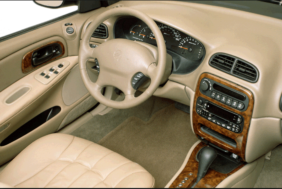 1998 Chrysler Concorde Interior and Redesign