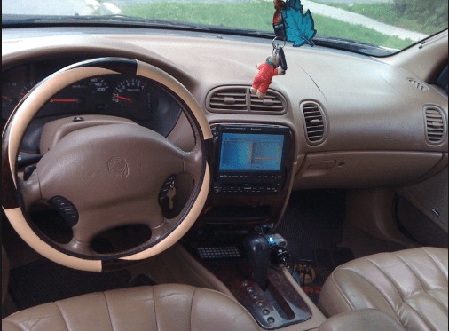 1999 Chrysler Concorde Interior and Redesign