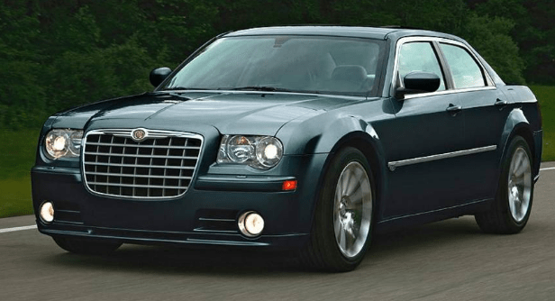 2009 Chrysler 300C Owners Manual and Concept