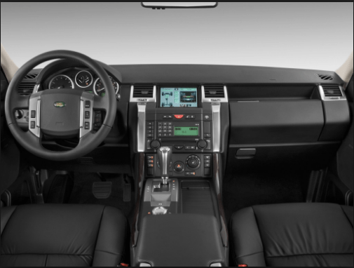 2009 Land Rover Range Rover Sport Interior and Redesign