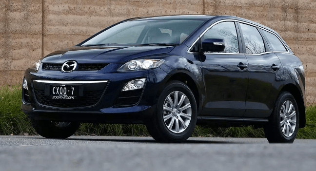 2009 Mazda CX-7 Owners Manual and Concept