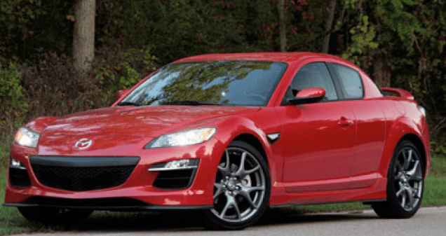 2009 Mazda RX-8 Owners Manual and Concept