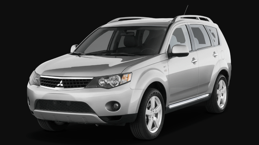 2009 Mitsubishi Outlander Concept and Owners Manual