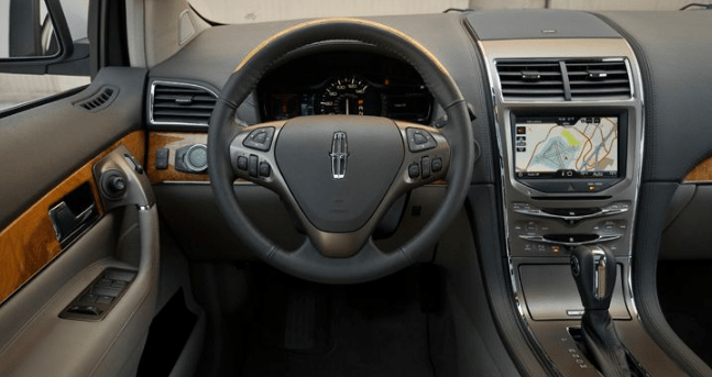 2011 Lincoln MKS Interior and Redesign