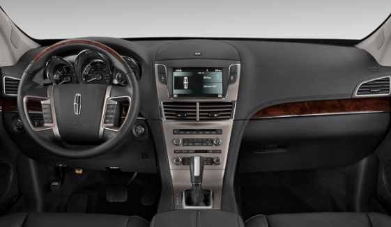 2011 Lincoln MKT Interior and Redesign