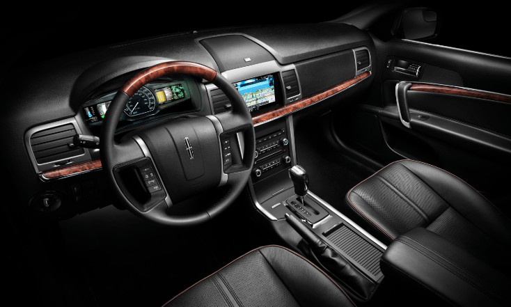 2011 Lincoln MKZ Interior and Redesign