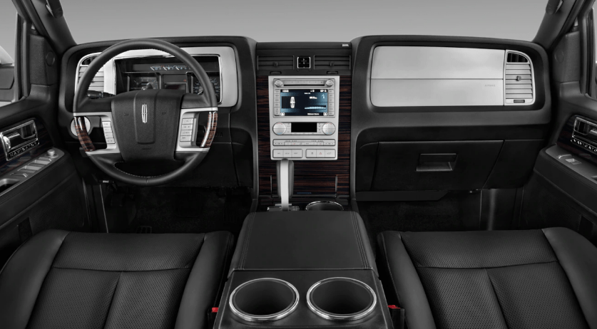 2011 Lincoln Navigator Interior and Redesign