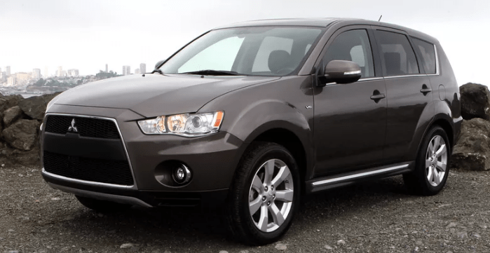 2011 Mitsubishi Outlander Concept and Owners Manual