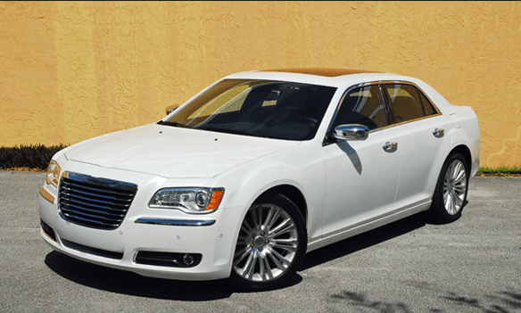 2012 Chrysler 300C Owners Manual and Concept