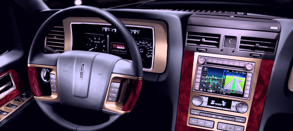 2013 Lincoln Navigator Interior and Redesign