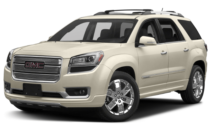 2014 GMC Acadia Concept and Owners Manual