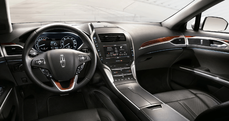 2014 Lincoln MKZ Interior and Redesign