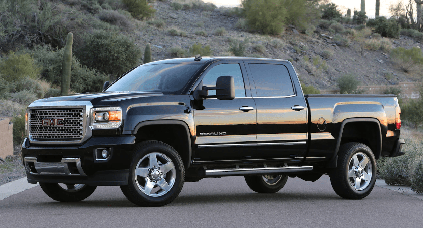2015 GMC Sierra HD Concept and Owners Manual