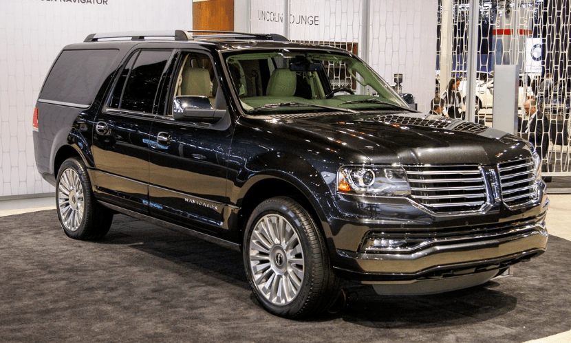 2015 Lincoln Navigator Concept and Owners Manual