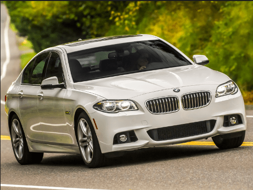 2016 BMW 5 Series Owners Manual and Concept