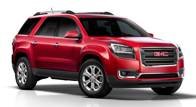 2016 GMC Acadia Concept and Owners Manual