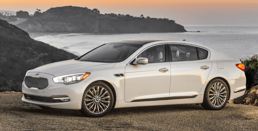 2016 Kia K900 Concept and Owners Manual