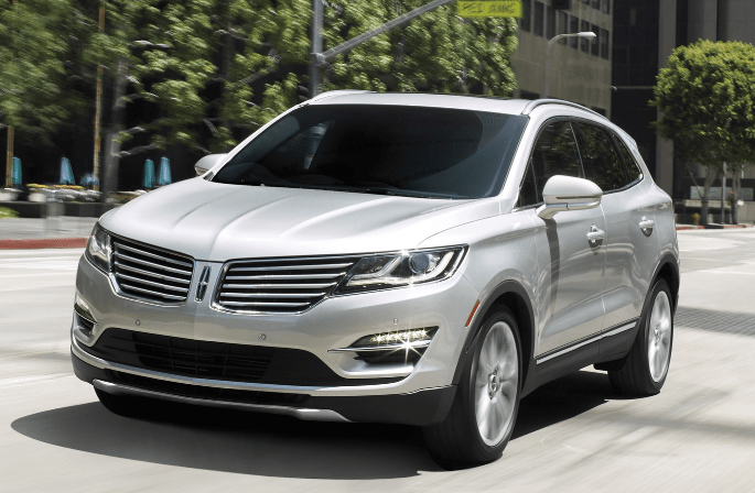 2016 Lincoln MKC Concept and Owners Manual