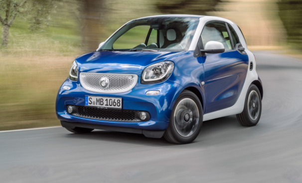 2016 Smart Fortwo Owners Manual and Concept