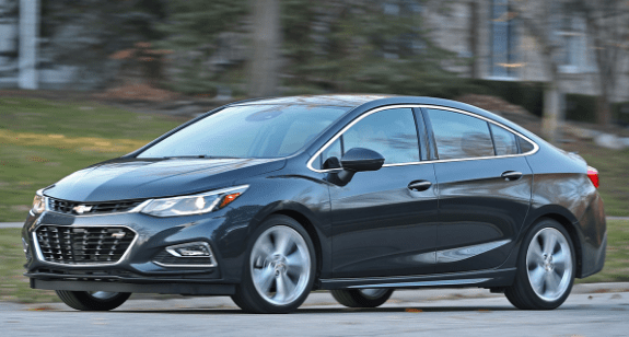 2017 Chevrolet Cruze Owners Manual and Concept