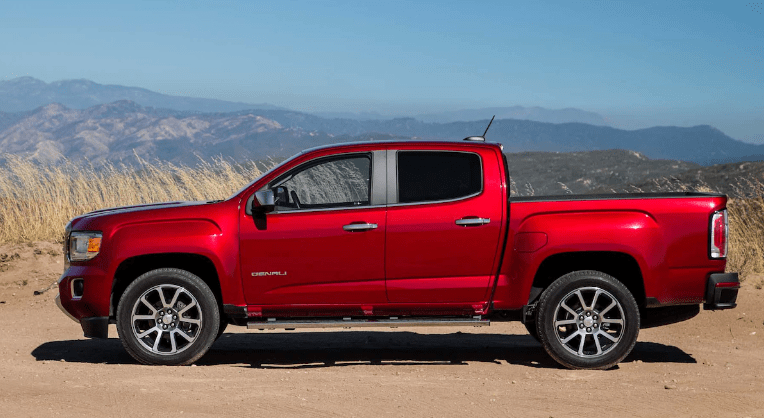 2017 GMC Canyon Concept and Owners Manual