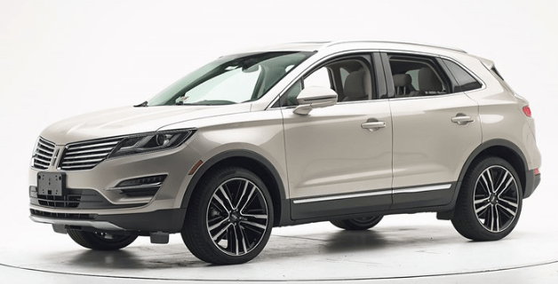 2017 Lincoln MKC Concept and Owners Manual