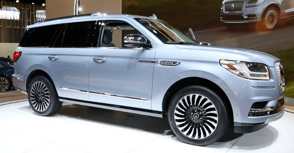 2017 Lincoln Navigator Concept and Owners Manual