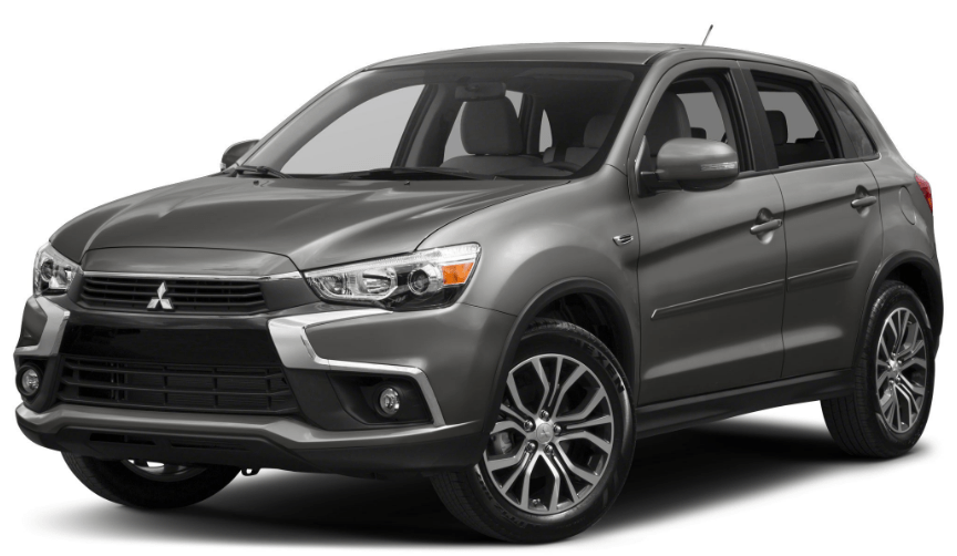 2017 Mitsubishi Outlander Sport Concept and Owners Manual