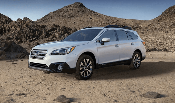 2017 Subaru Outback Owners Manual and Concept
