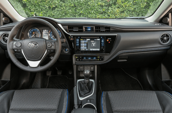2017 Toyota Corolla Interior and Redesign