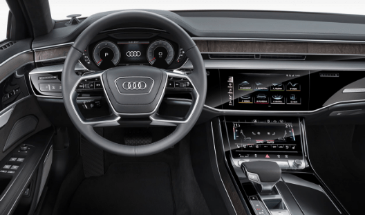 2018 Audi S8 Interior and Redesign
