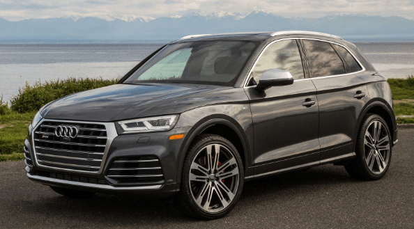 2018 Audi SQ5 Owners Manual and Concept