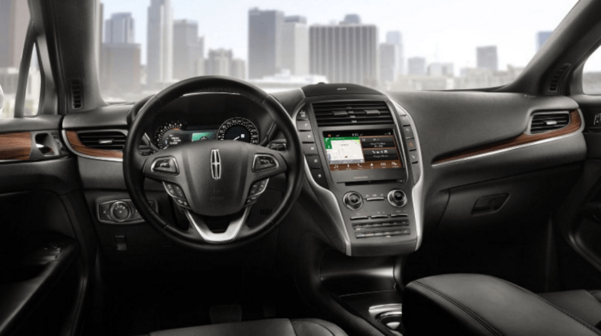 2018 Lincoln MKC Interior and Redesign