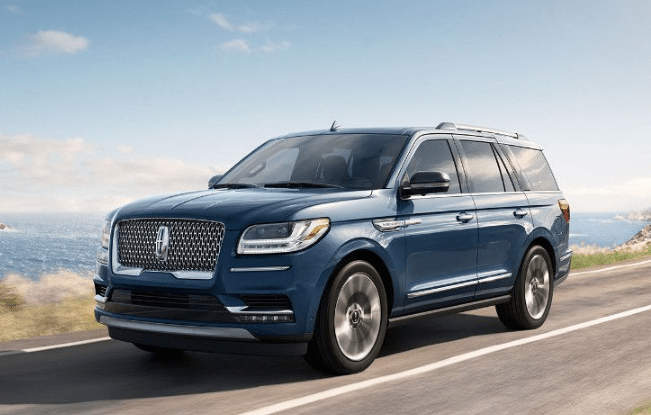 2018 Lincoln Navigator Concept and Owners Manual
