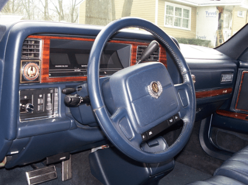 1993 Chrysler Imperial Interior and Redesign