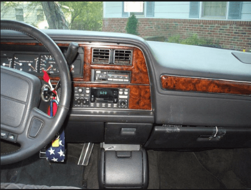 1993 Chrysler New Yorker Interior and Redesign