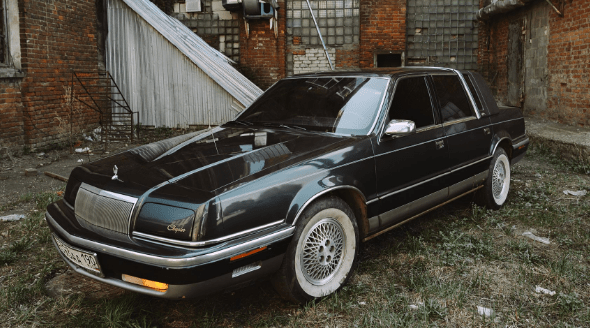 1993 Chrysler New Yorker Owners Manual and Concept