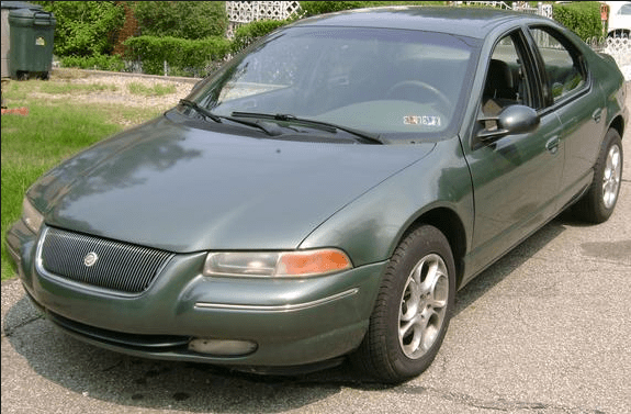 1995 Chrysler Cirrus Owners Manual and Concept