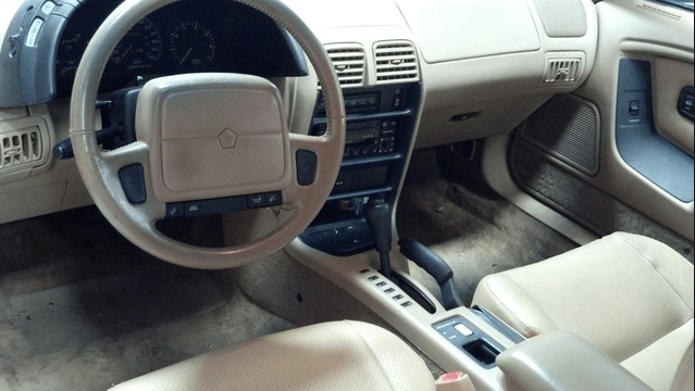 1995 Chrysler LeBaron Interior and Redesign