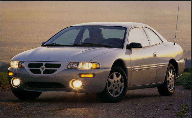 1995 Chrysler Sebring Owners Manual and Concept