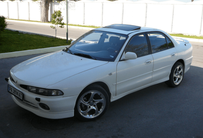 1995 Mitsubishi Galant Concept and Owners Manual